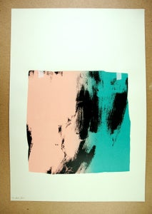 "Image of ""Artwork"" screenprint"