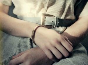 Image of engraved bracelet