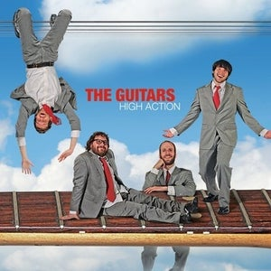 """Image of The Guitars - High Action 12"""" EP"""
