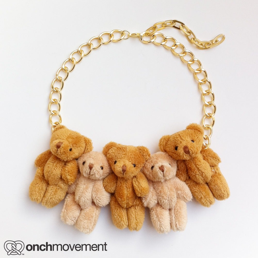 Image of Onch Teddies (Brown)