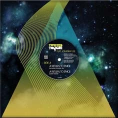 """Image of Twisted Tongue - A Return To Space - 12"""" Single"""