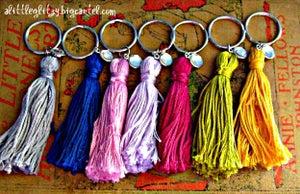 Image of Tassel Key Chains