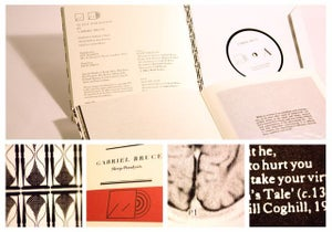 "Image of OMR002 | Gabriel Bruce - Sleep Paralysis (Book with incorporated 7"")"
