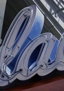 Image of Palace, LA, detail