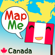 Image of MapMe - Canada