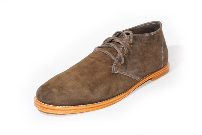 Image of The Geoffrey, Desert Boot - Storm Grey