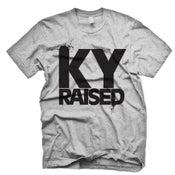 Image of Ky Raised in Grey & Black