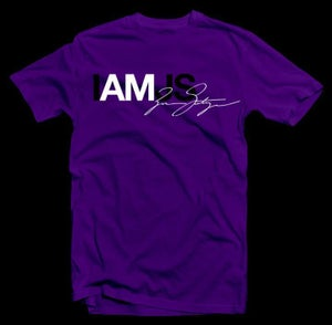 "Image of 2011 ""IAMJS"" Concord 11 (S-XL) Concord Purple LIMITED RELEASE ONLY 23 MADE"