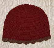 Image of Red & Brown Hat
