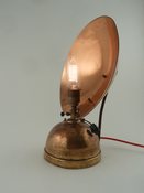 Image of RG2 Light Reflector: Brass Band Table Lamp