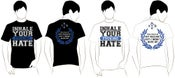Image of Inhale Your Hate - T-SHIRT (MAN)
