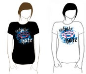 Image of Inhale Your Hate - T-SHIRT (WOMAN)