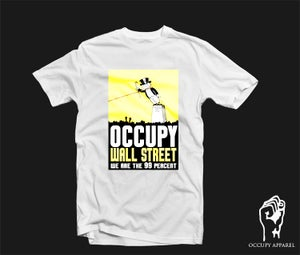 Image of Down With Monopolys T-Shirt