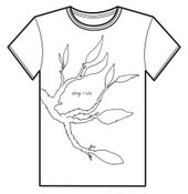 Image of Amp Rive - Man/Girl White T-Shirt