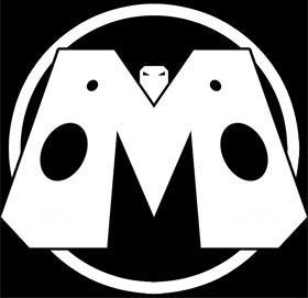 Image of MINDJACKET LOUDBOT Hero Logo shirt