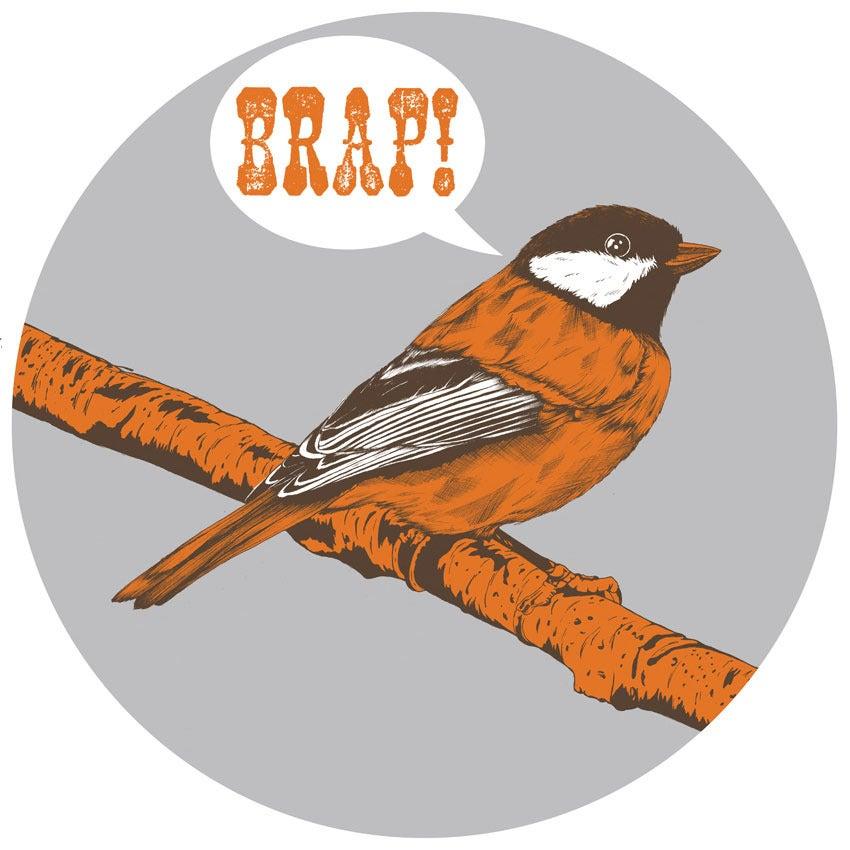 Image of Urban Wildlife fig.1 Brap!