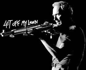 Image of Get Off My Lawn shirt