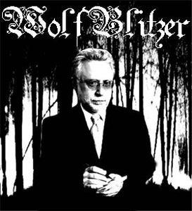 Image of Wolf Blitzer Metal shirt