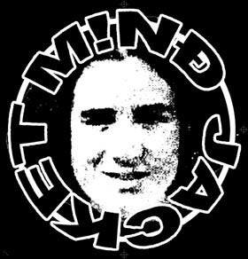 "Image of MiNDJACKET ""Dork Head"" Logo shirt"