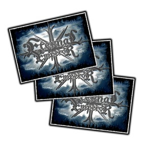 Image of Logo Stickers (3 pack)