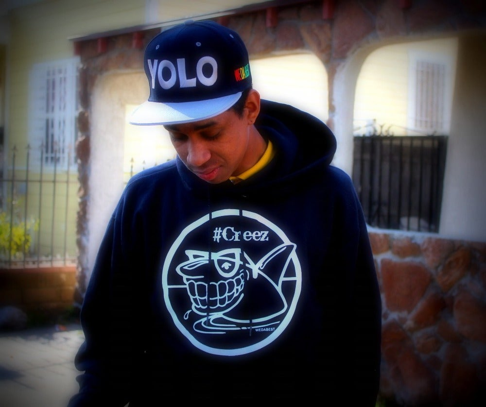 Image of LIMITED #YOLO SNAPBACK