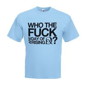 Image of WTFADOR T-Shirt - Guys