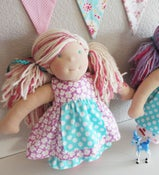 Image of Custom Slot 15 inch Waldorf Inspired Doll March Slot