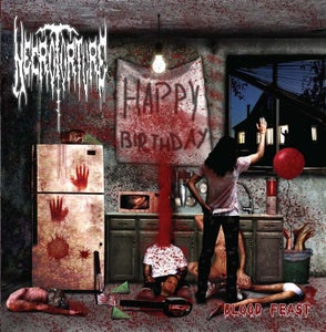 "Image of Necrotorture ""Blood Feast"" MCD"