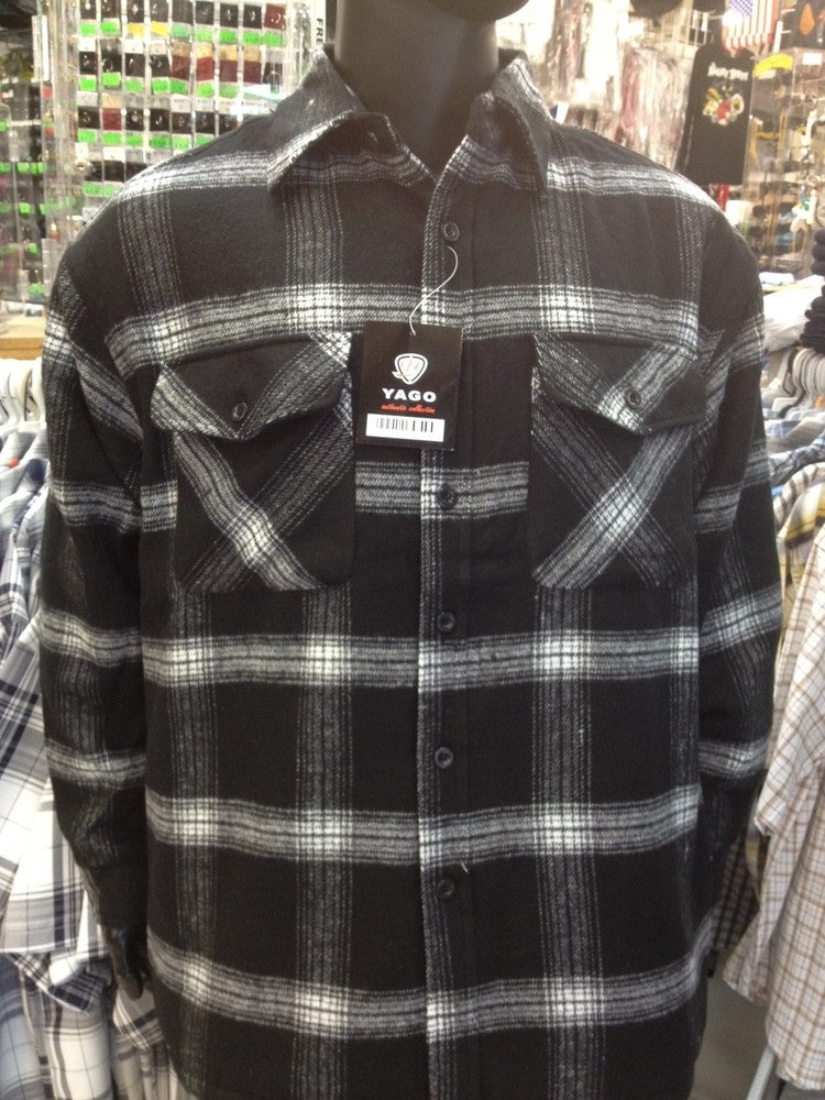 Image of Yago Plaid Jackets Basic Colors