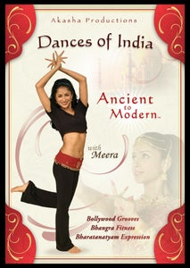 Image of Dances of India: Ancient to Modern