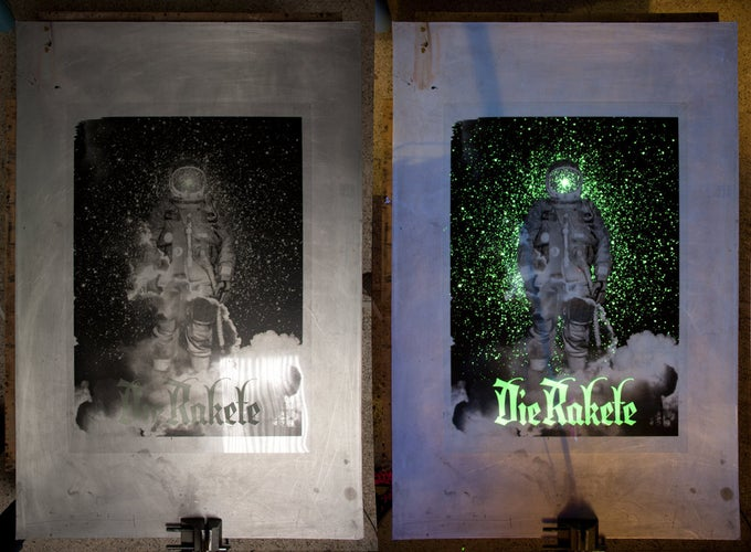 Image of Die Rakete / the return