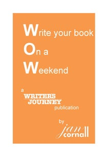 Image of WOW - Write Your Book on a Weekend - eBook