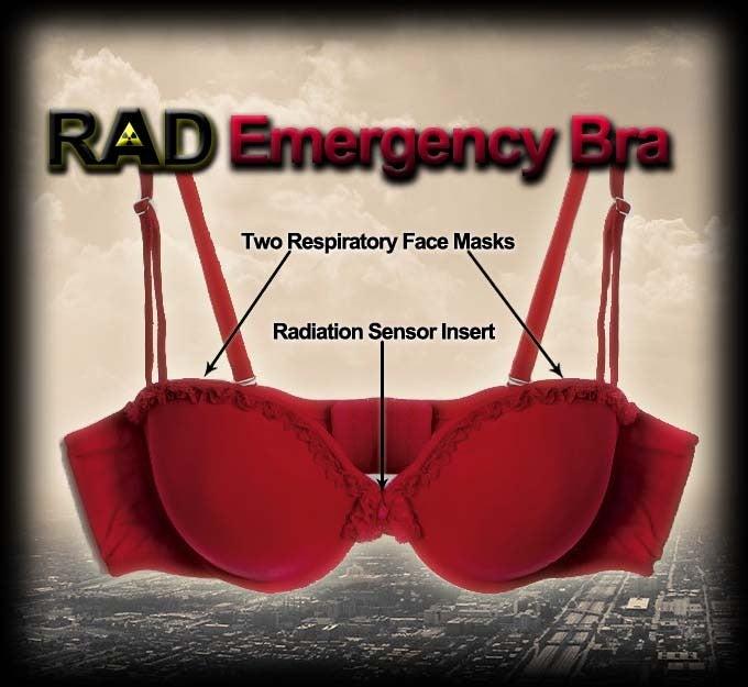 Image of RAD Emergency Bra