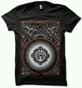 Image of 'Lungs' Tee