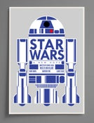 Image of Star Wars - A New Hope Poster