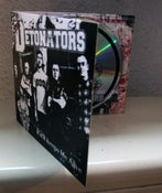 Image of Detonators - R'n'R Keeps Me Alive EP CD