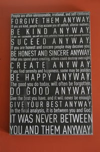 """Image of """"Anyway"""" Subway Art quote (JPEG file)"""