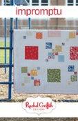 Image of impromptu quilt pattern #108 (PDF VERSION)