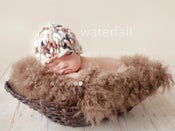 Image of Baby Hat - Decadent