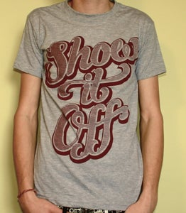 Image of *NEW* Show It Off T-shirt - Grey
