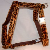 Image of Panther Dog Harness -dark