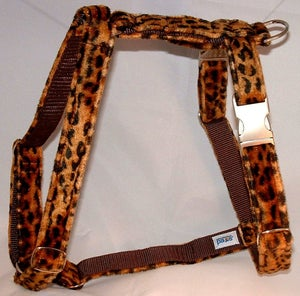 Image of Panther Dog Harness -dark in the category  on Uncommon Paws.