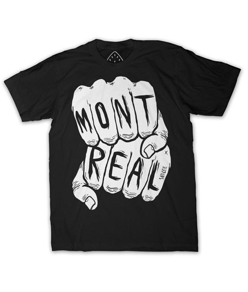 Image of Mont Real Fists Black