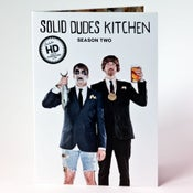 Image of Solid Dudes Kitchen - Season Two