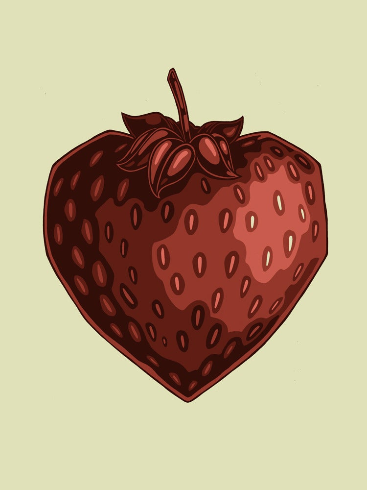 Image of Strawberry Love Forever
