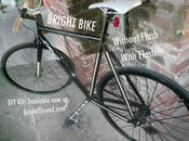 Image of Bright Bike DIY Kit - Pinstripe