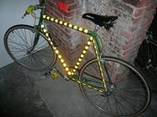 Image of Bright Bike DIY Kit - Caterpillar