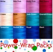 Image of Temari wrapping thread 3pk