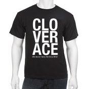 Image of Camiseta CLOVERACE negra