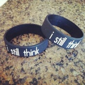 Image of I Still Think bracelets